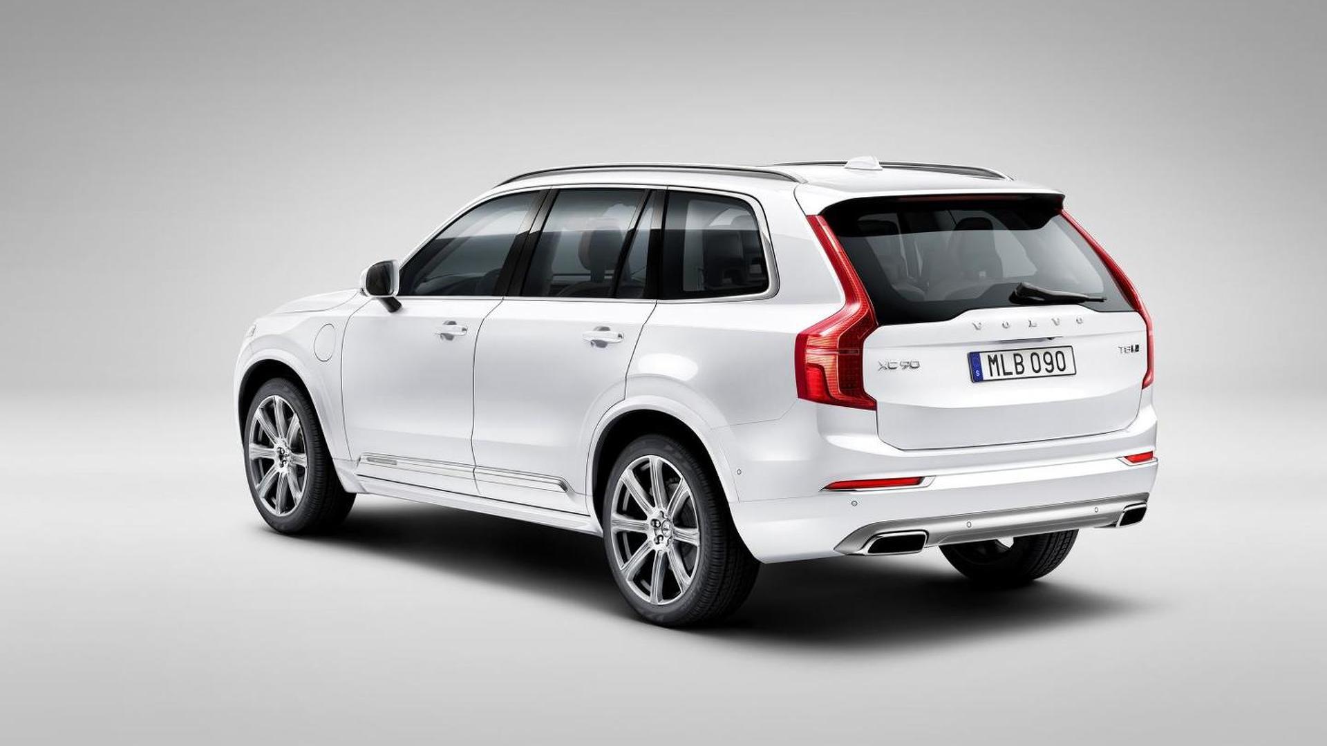 New Volvo Xc90 >> Crash Testing The New Volvo Xc90 Video