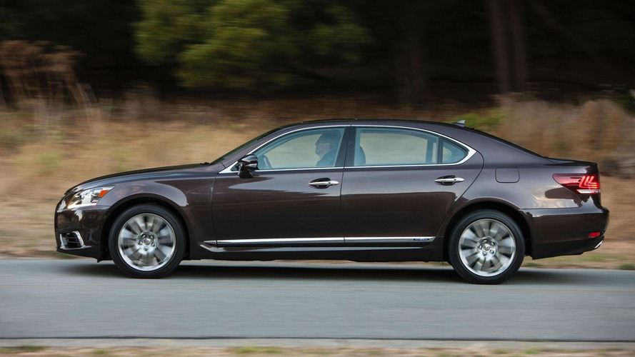 "2016 Lexus LS to become ""more emotional"""