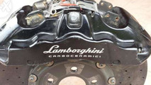 Lamborghini Huracan carbon ceramic front brake kit