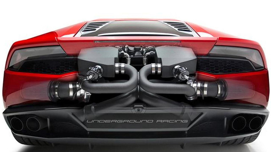 Underground Racing twin-turbo Lamborghini Huracan previewed