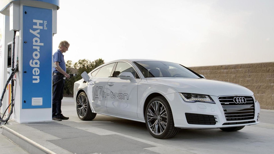 Audi buys fuel cell patents, hints at new fuel cell drive systems