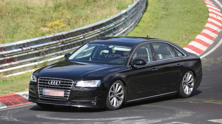 Audi announces next-gen A8 will be offered as fully autonomous vehicle