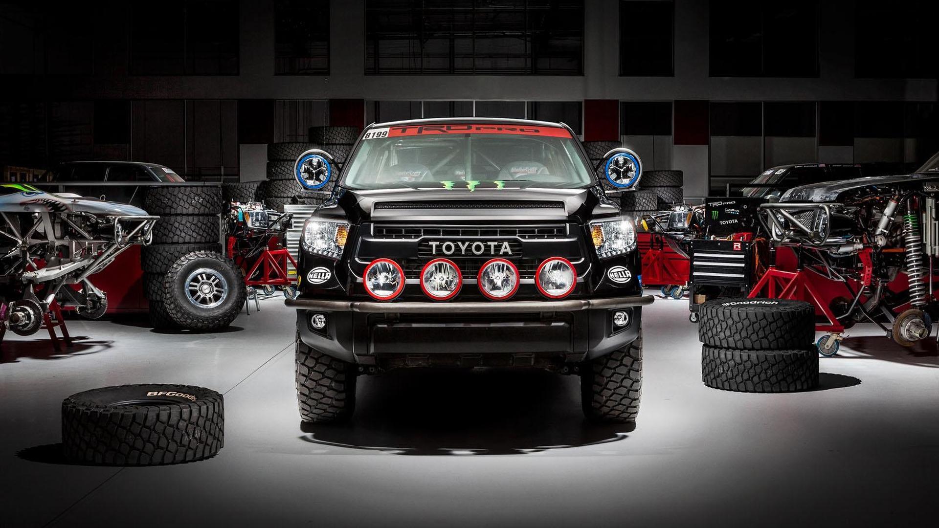 2015 toyota tundra trd pro to tackle the baja 1000 motor1 com photos motor1 com