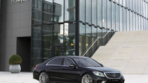 Mercedes S63 AMG by IMSA