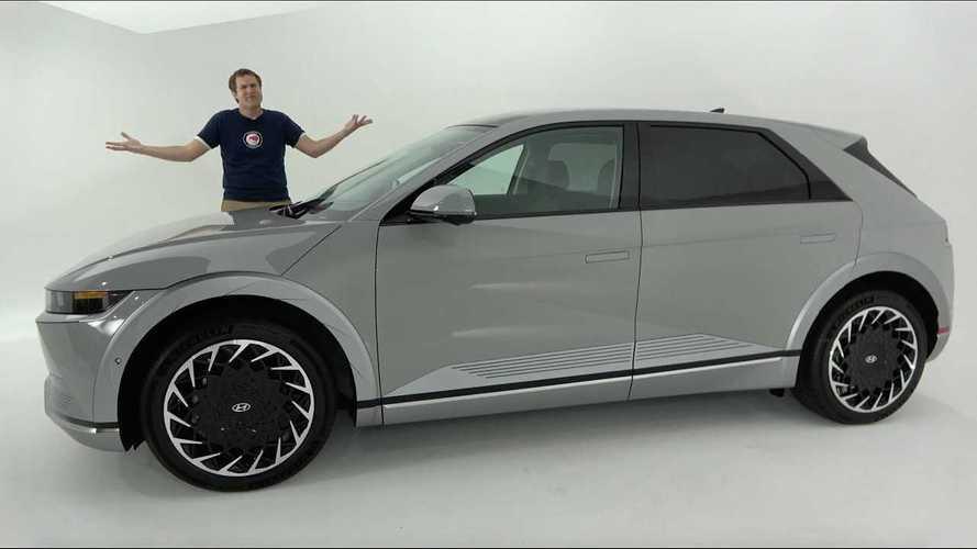 Doug DeMuro On Hyundai Ioniq 5 Features: Useful Or Novelty?