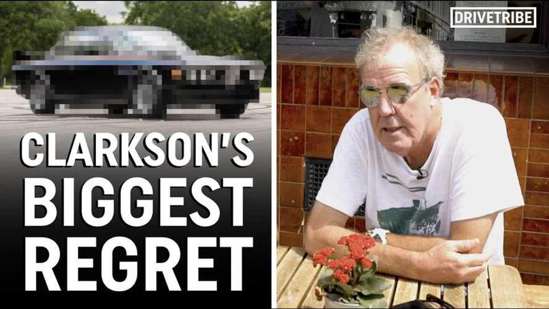 Джереми Кларксон рассказывает об одной машине, которую он сожалеет о продаже
