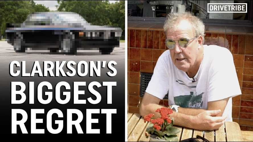 Jeremy Clarkson talks about the one car he regrets selling