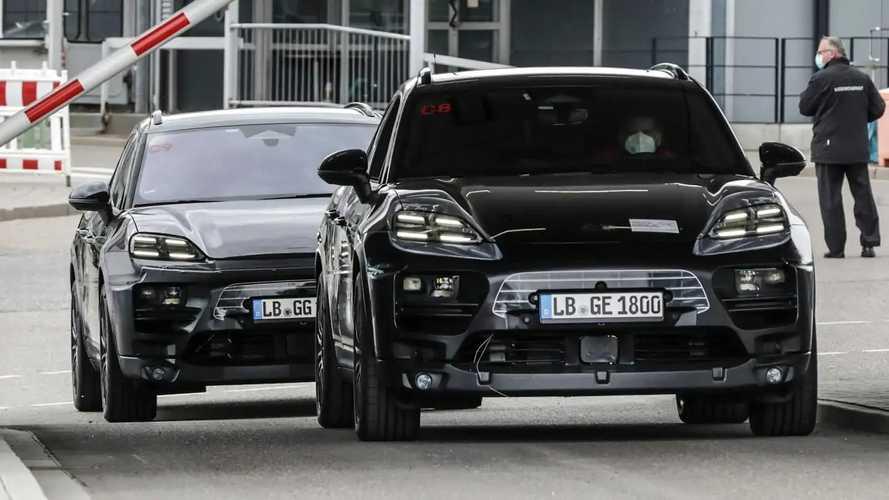 Porsche Macan Elektro (2023): Die ersten offiziellen Infos
