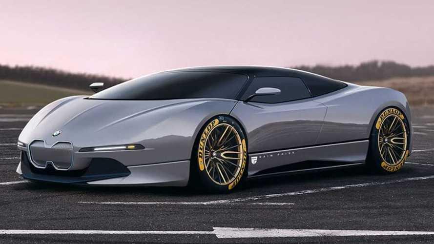 BMW Nazca C2 Concept returns in stunning rendering