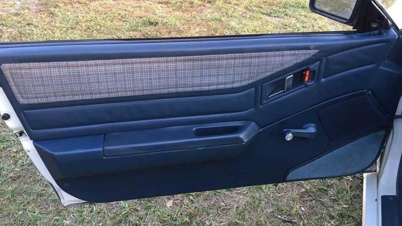 1984 Pintu Interior Mesin Twin Honda CR-X