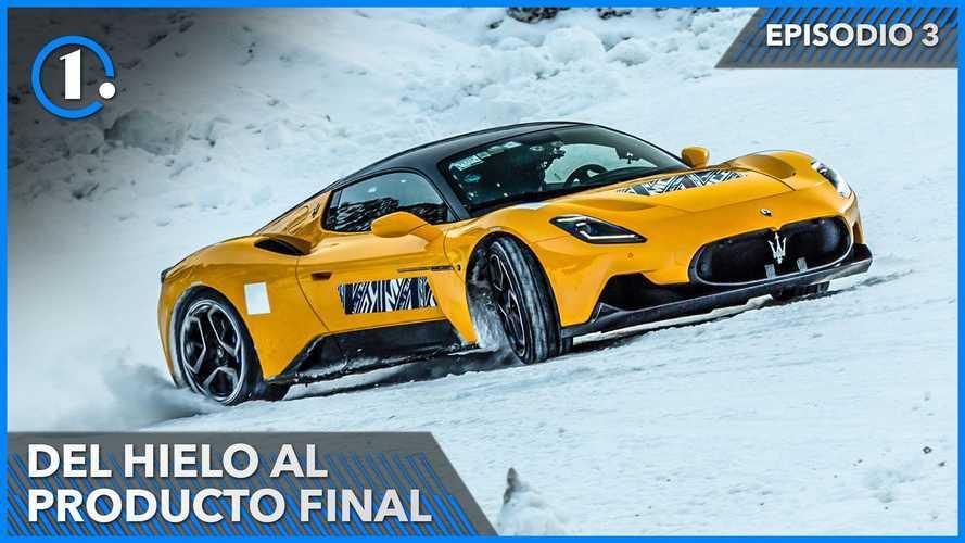 MC20: del hielo de Livigno a la producción final en Módena