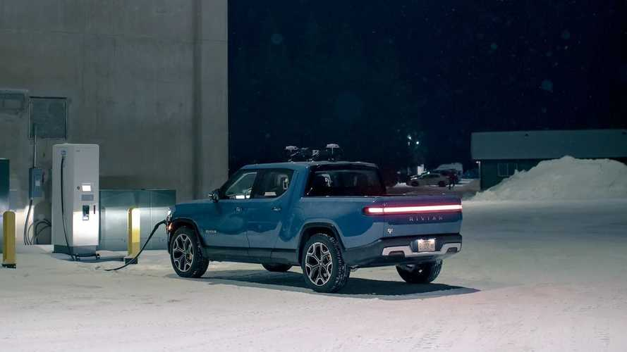 Rivian Delays The ' Tank Turn ' Spin-On-The-Spot Feature