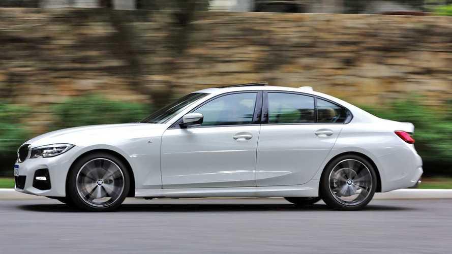 Sedãs premium: BMW Série 3 vende 10x mais que rivais em junho