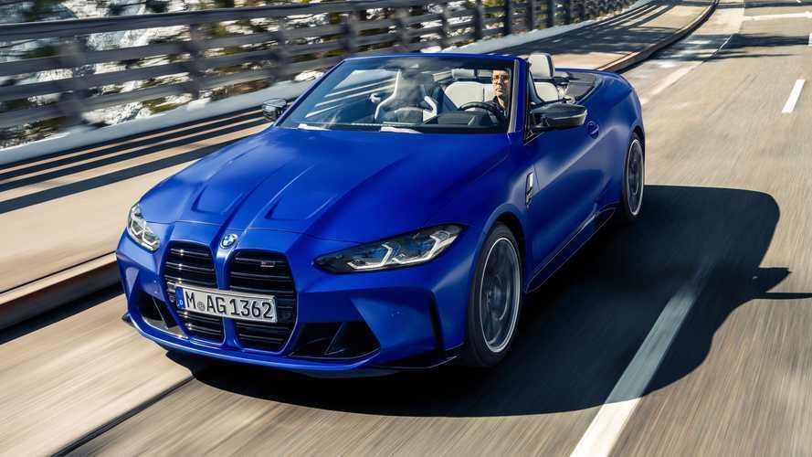 Кабриолет BMW M4 Competition M xDrive
