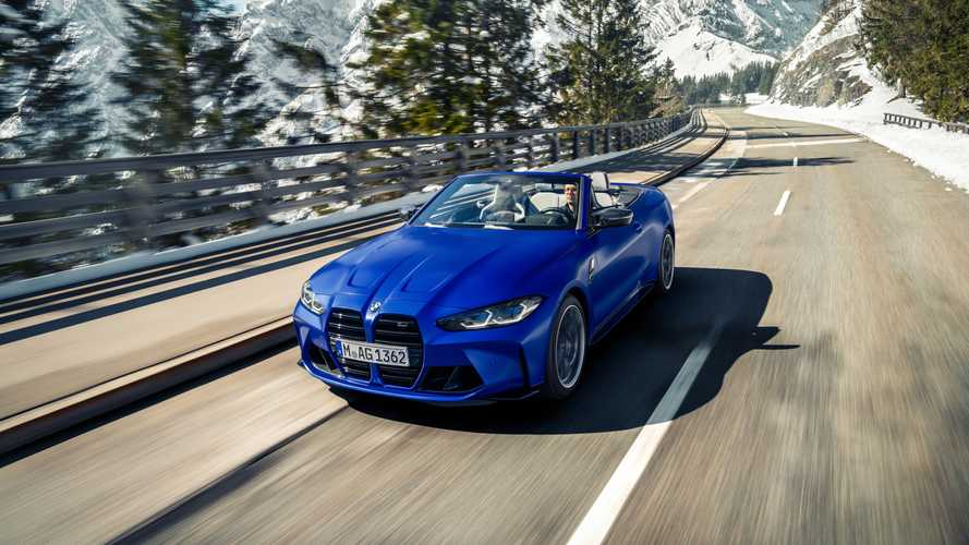 BMW M4 Competition M xDrive Cabriolet (2021)