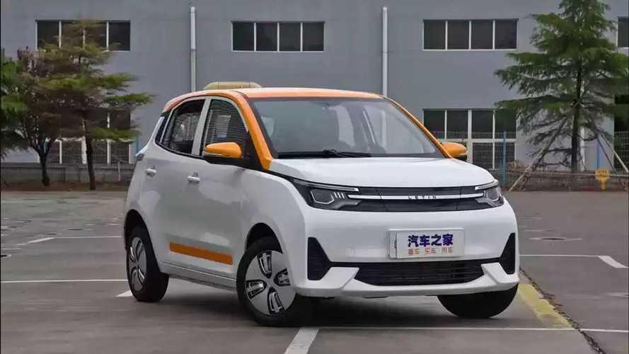 В Китае представили конкурента самого популярного электрокара