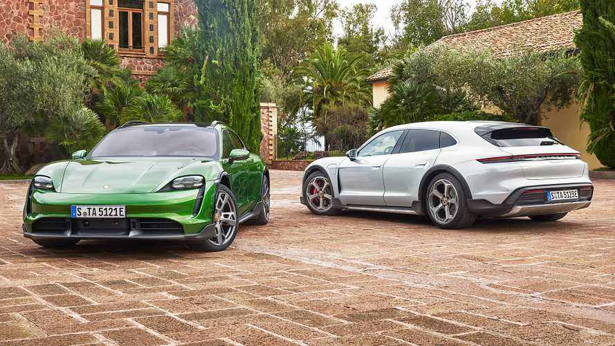 GTS és Sport Turismo verzió is érkezhet a Porsche Taycanból