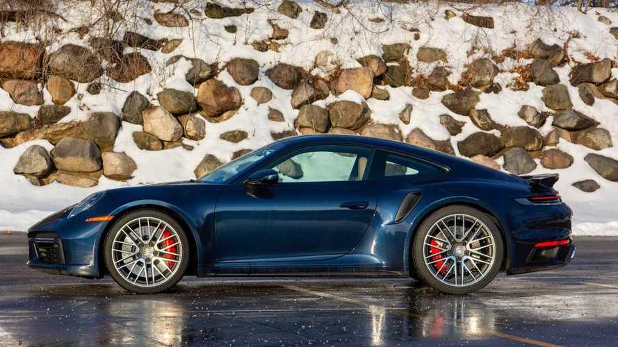 Porsche 911 Turbo 2021, prueba