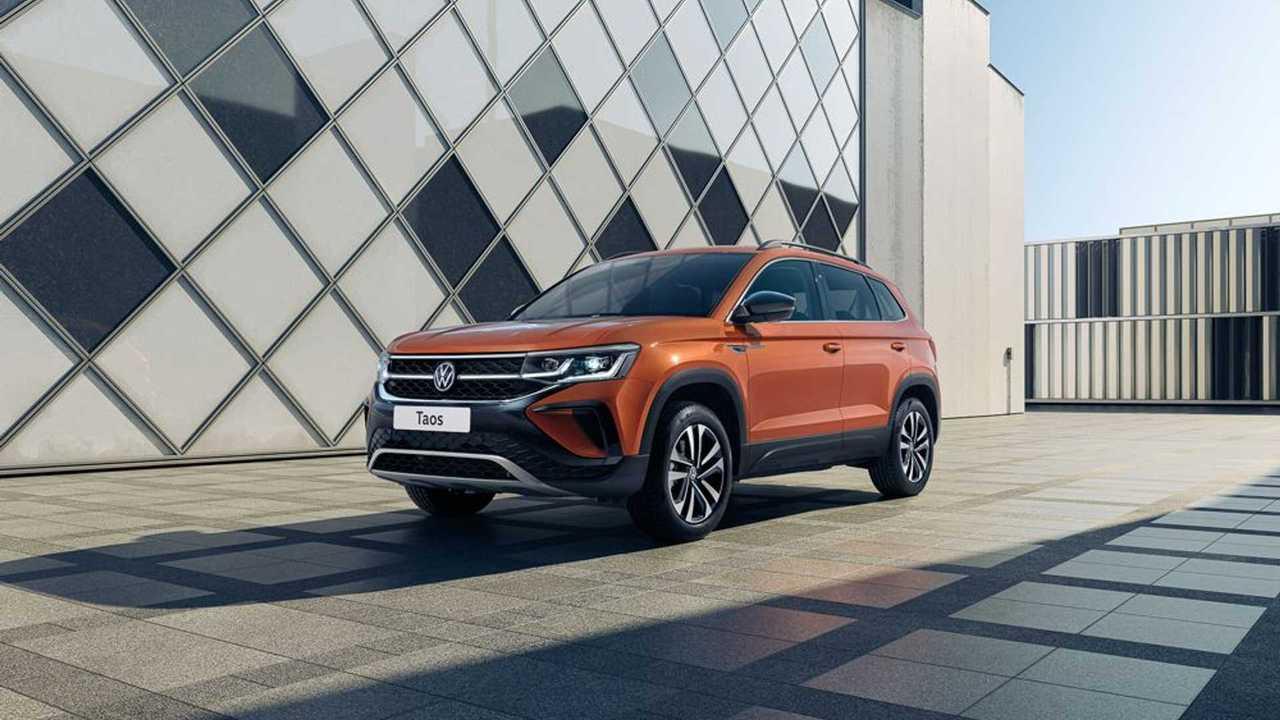 Россиянам стал доступен Volkswagen Taos (объявлены цены)
