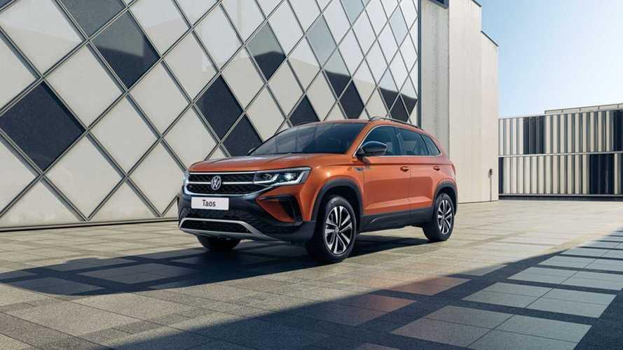 Volkswagen Taos получит в России 2 мотора, 3 комплектации и 4 коробки