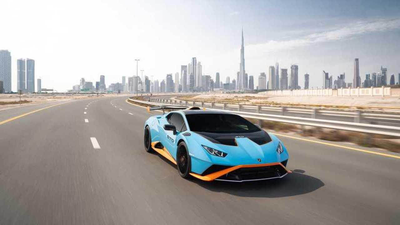 Lamborghini Huracán STO, le 5 cose che non sai