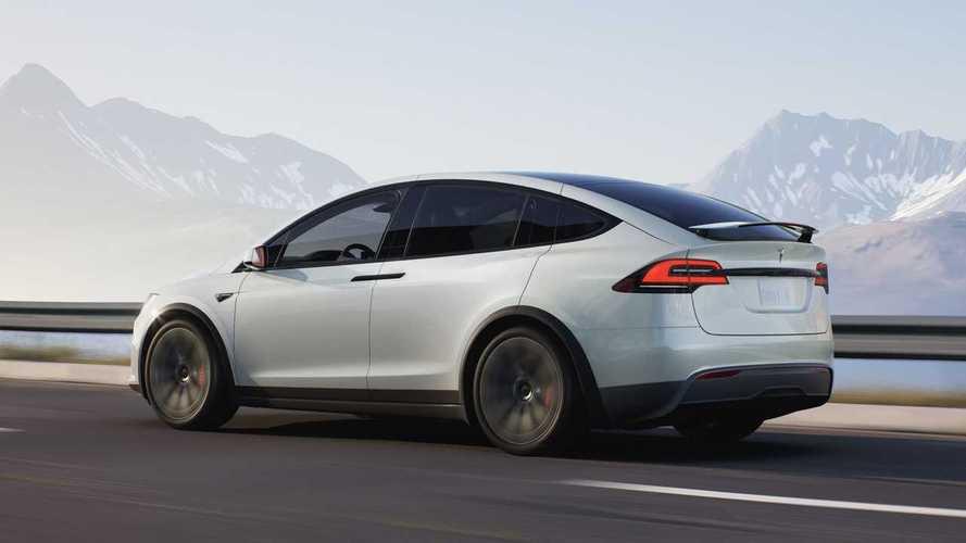 Tesla Starts Customer Deliveries Of Refreshed Model X
