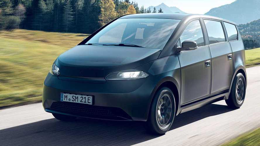 Sono Sion: 13.000 Reservierungen für Solar-Elektroauto