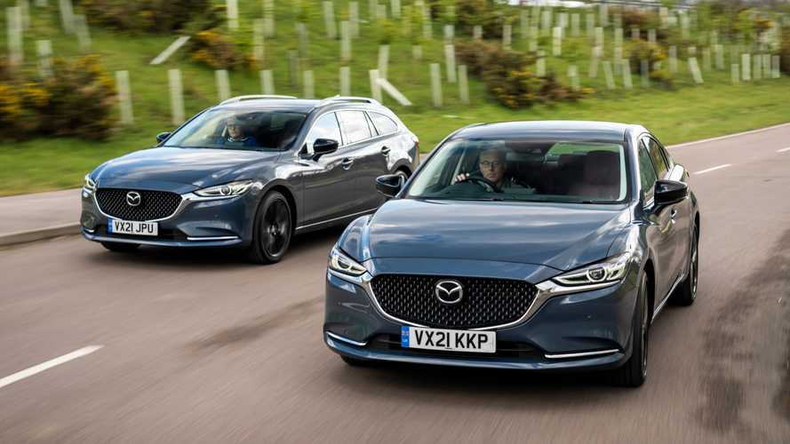 New Mazda6 Kuro Edition comes in at just over £29,000