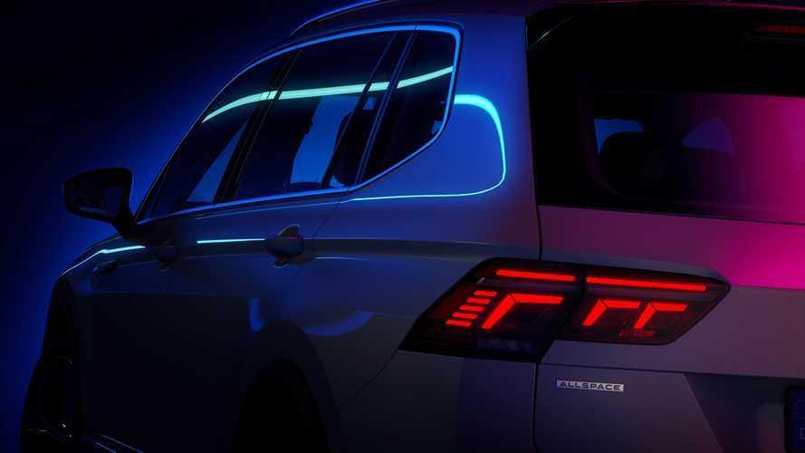 Novo Volkswagen Tiguan 2022 reestilizado estreará dia 12 de maio