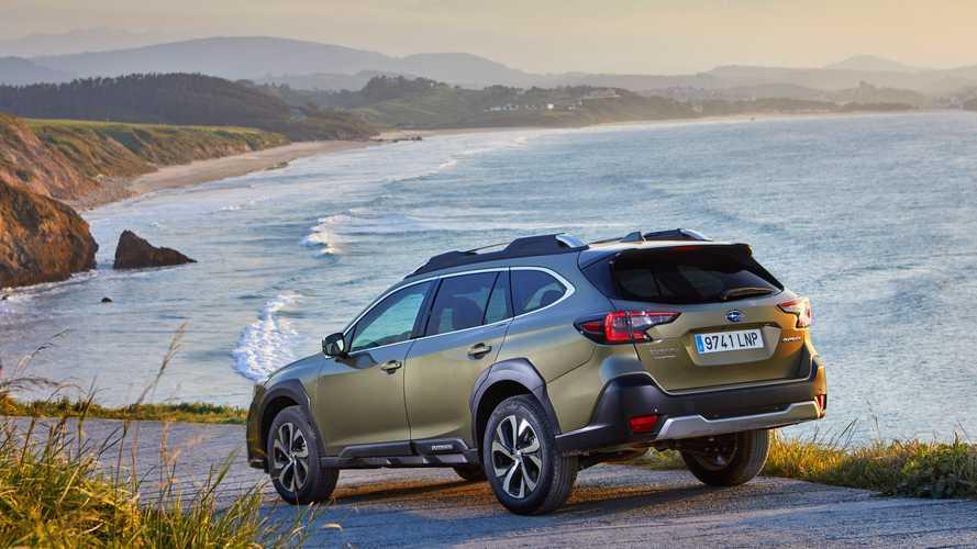 Primera prueba Subaru Outback 2021