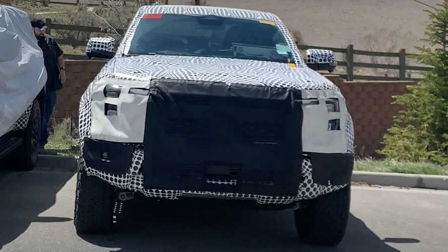 Ford Ranger Raptor Spy Video Shows the Future Of Off-Road Performance