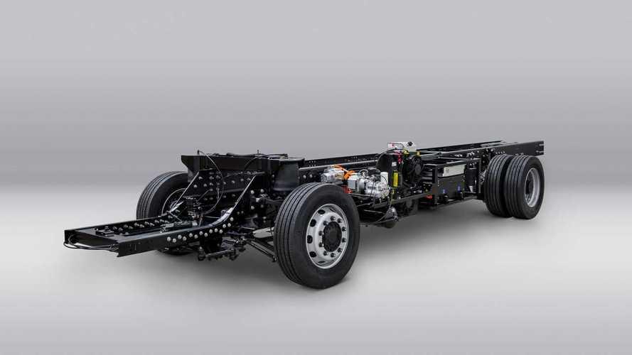 Volta Trucks, ecco il primo prototipo di telaio del camion Zero
