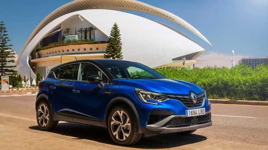 Renault Captur E-TECH Híbrido, a prueba: nueva opción 'Eco'