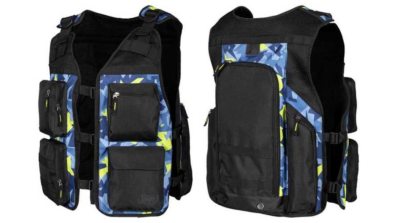 Louis Backpack Vest