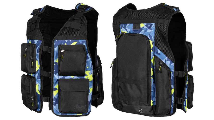 Louis Moto Introduces Two-In-One Backpack Vest For Summer