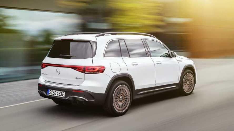 Mercedes-Benz EQB 2021