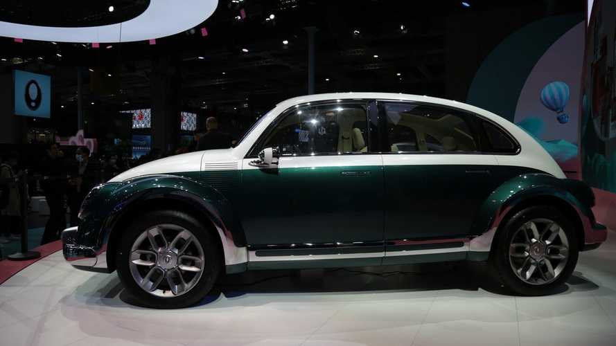 Volkswagen pode processar chineses por 'clone elétrico do Fusca'