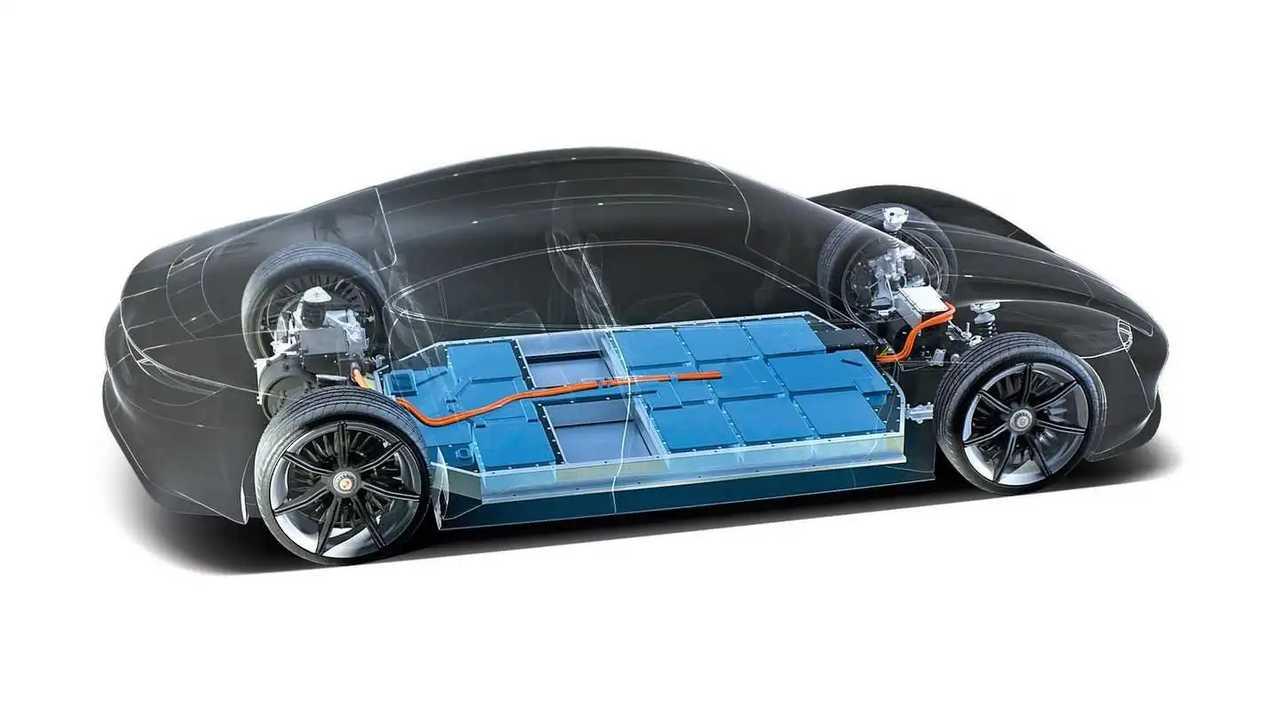 Porsche fertigt seine Batteriezellen ab 2024 selbst