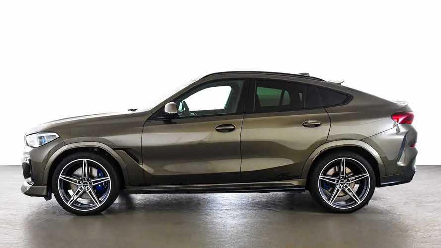 Der BMW X6 von AC Schnitzer