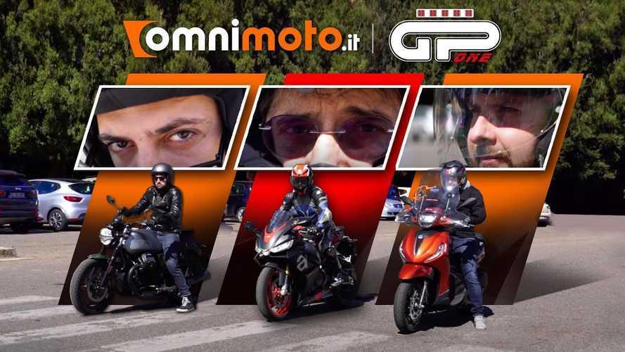 OmniMoto.it e GPOne.com insieme per una nuova avventura!