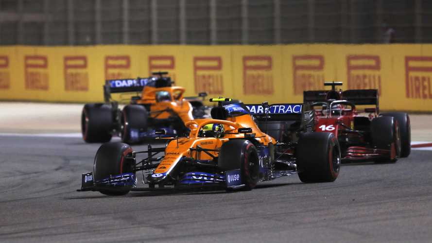 Norris was 'punishing himself' with old F1 driving style