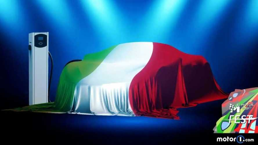Why the best electric cars will come from Italy's Motor Valley
