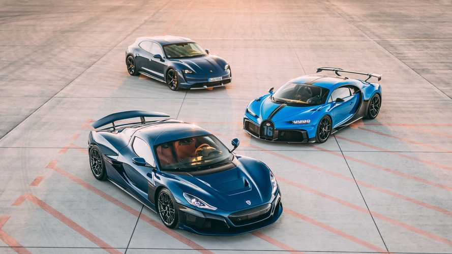 Mobil Hybrid Bugatti Akan Digarap Rimac dan Bukan Daur Ulang