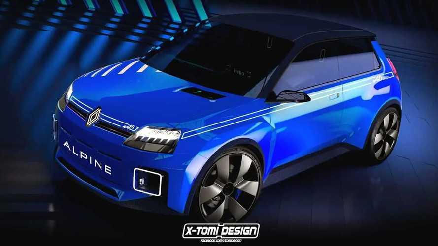 Alpine R5 soll 160-kW-Antrieb aus dem Elektro-Mégane erhalten