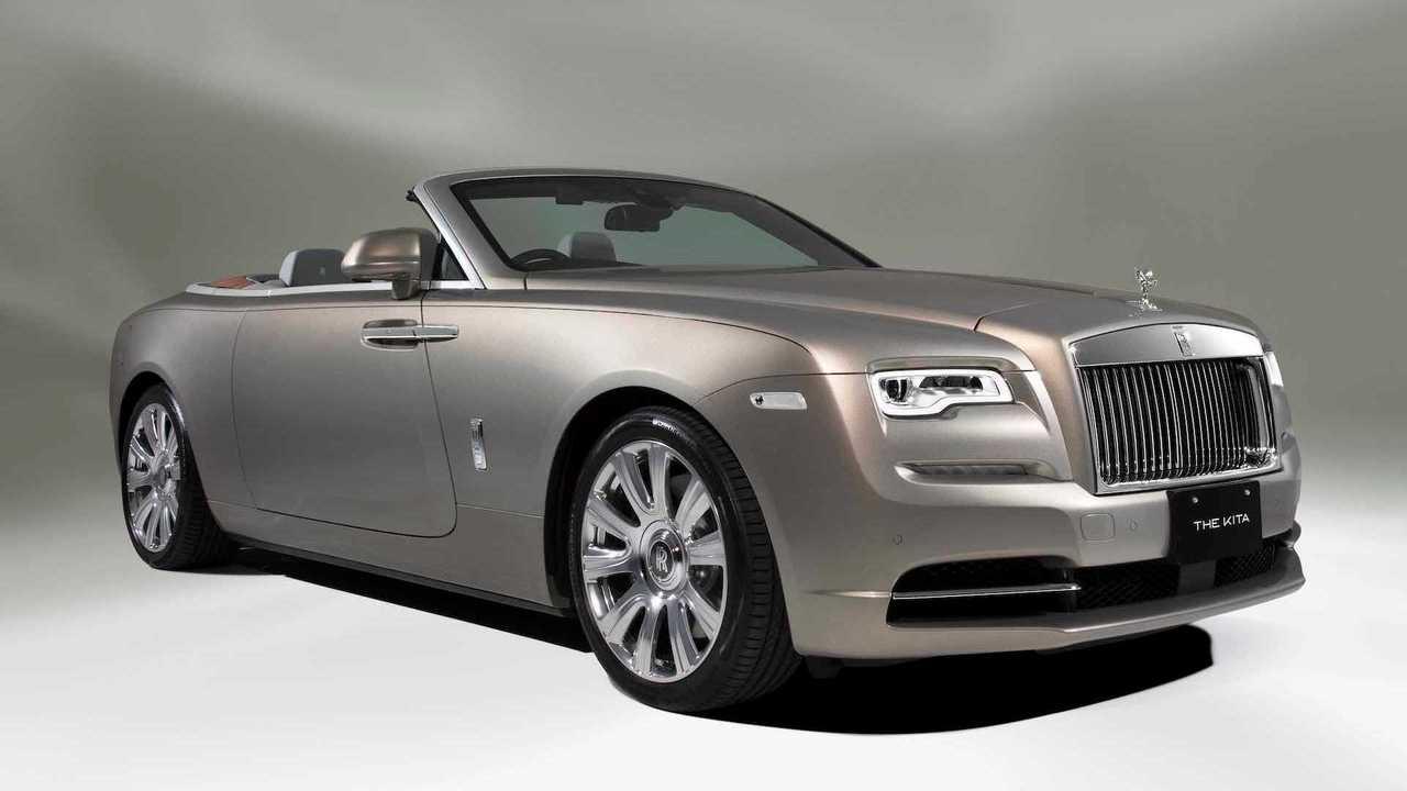 Rolls-Royce Dawn x Kengo Kuma