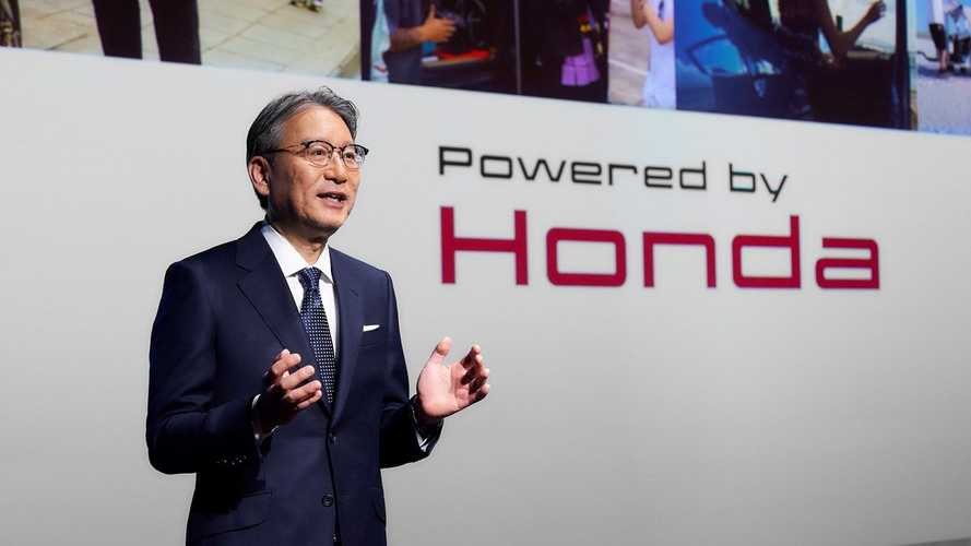 Honda Is Open To A New Alliance To Slash EV Costs