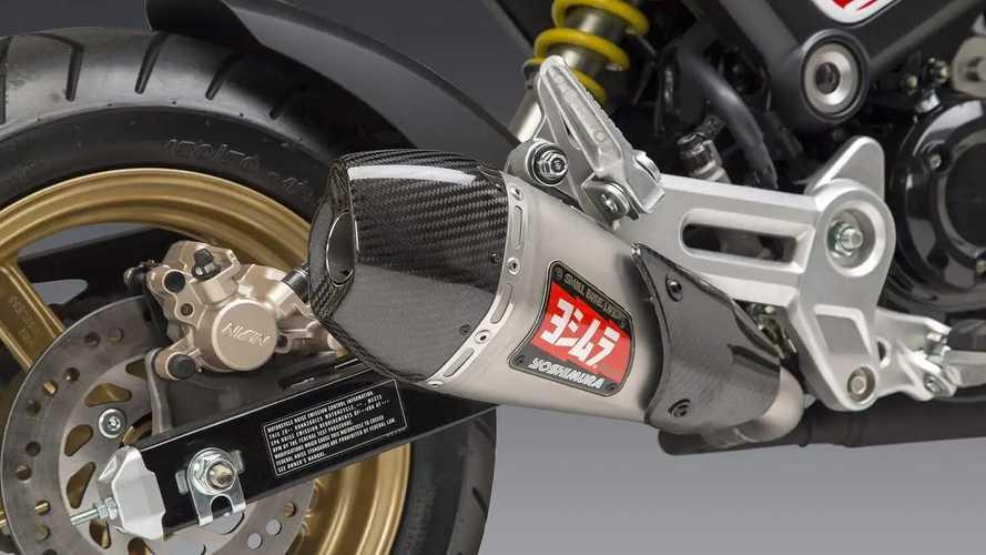 Yoshimura 2021-22 Honda Grom Accessories