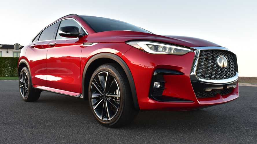 2022 Infiniti QX55 Already Getting Significant Discount