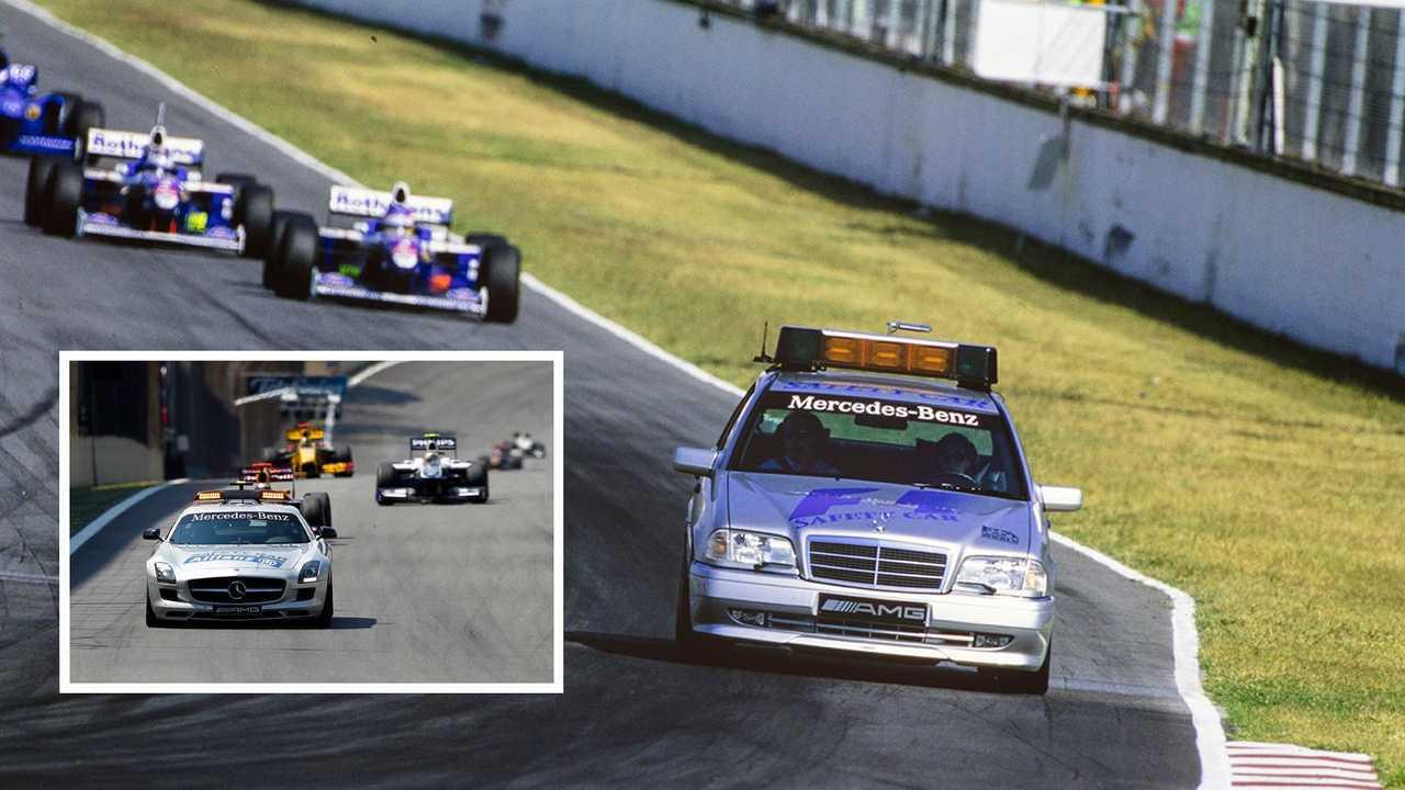 Модели Mercedes-Benz (1996 – наше время)