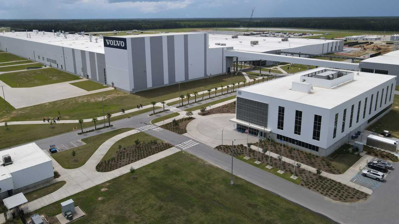 Volvo Cars Expands U.S. Electrified Vehicle Production in South Carolina with New $118 Million Investment